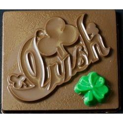 Chocolate Irish Card