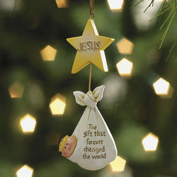 The Gift That Changed the World Ornaments