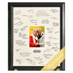 Memorable Moments Personalized Signature Frame