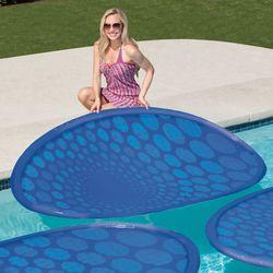 Solar Pool Heating Ring