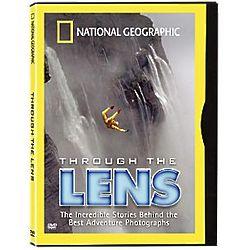Through the Lens Adventure Photographs DVD