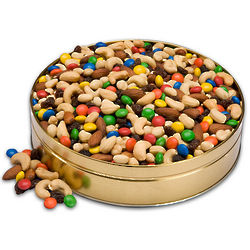 Mountain Nut Mix 2 Pound Gift Tin
