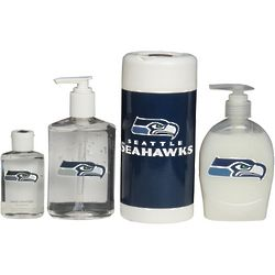 Seattle Seahawks Sanitizer and Soap Kleen Kit
