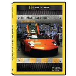 Ultimate Factories: Lamborghini DVD