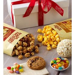 August Popcorn Sampler of the Month Club