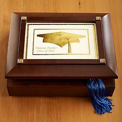 Graduation Musical Keepsake Box