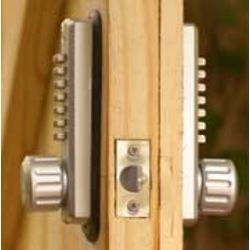 3230DC Marine Grade Double-Sided Latchbolt Lock
