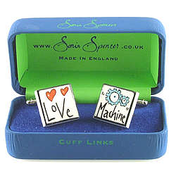 Love Machine Cufflinks