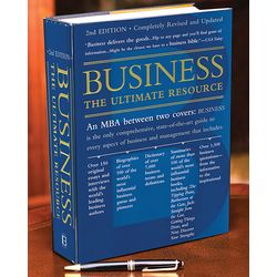 Business - The Ultimate Resource Book