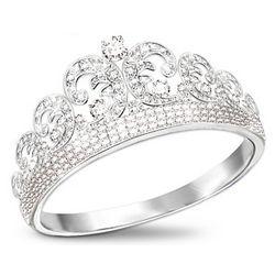 Royal Wedding Tiara Ring