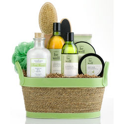 Simply Be Well Deluxe Gift Basket