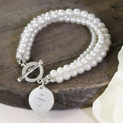 Personalized Elegant Moments Bracelet