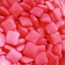 Pink Chiclets Dubble Bubble Bubble Gum