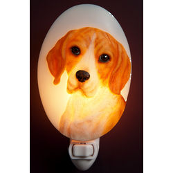 Beagle Puppy Night Light