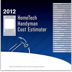 Handyman Cost Estimating Manual