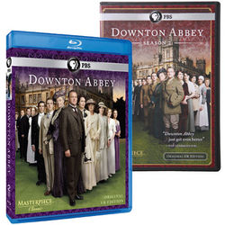 Downton Abbey: Seasons One and Two DVD Set