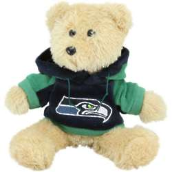 Seattle Seahawks Hoodie Teddy Bear