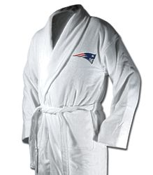 New England Patriots Bathrobe
