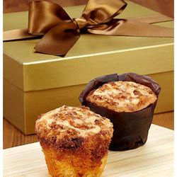 Cinnamon Apple CoffeeBake Muffins