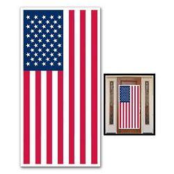 American Flag Door Cover