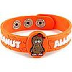 Peanut Allergy Awareness Wristband