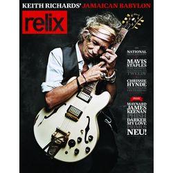 Relix Magazine Subscription