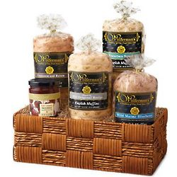 Top-Sellers English Muffin Gift Basket
