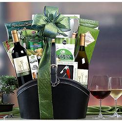 Windwhistle Vintners Cuvee Duet Gift Basket