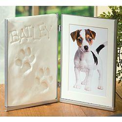 Dog Keepsake Frame Kit