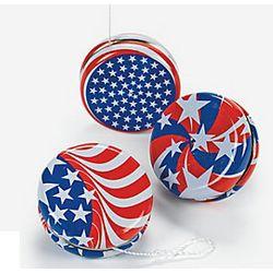 Patriotic Yo-Yos