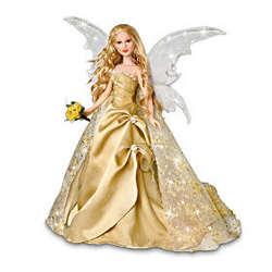 Innocence Vinyl Bride Doll