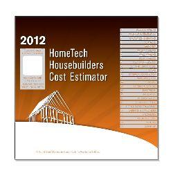 Housebuilders Cost Estimating Manual