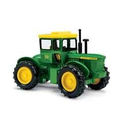 Vintage John Deere 7020 4WD Toy Tractor