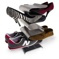 Stainless Steel Nest Shoe Rack