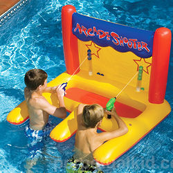 Pool Arcade Shooter Game