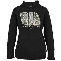 Dale Earnhardt Jr. Women's Realtree Pullover Fleece Hoodie