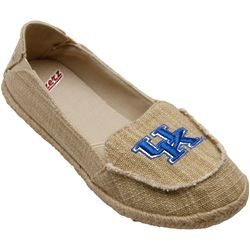 Kentucky Wildcats Women's Khaki Cabo Cruisers