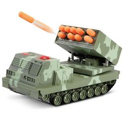 Remote Control Rapid Fire Rocket Launcher