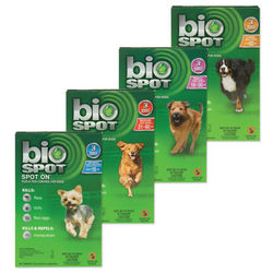 Spot On Flea & Tick Control for Dogs and Puppies