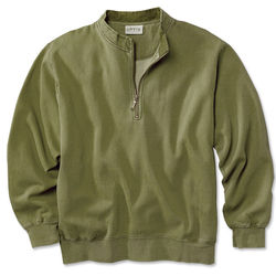 Montana Morning Zip Sweatshirt