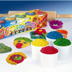 Edible Cookie Play Dough Set