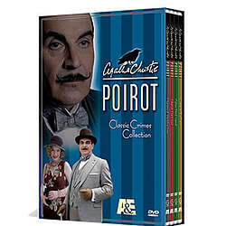 Agatha Christie's Poirot - Classic Crimes Collection DVD