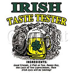 Irish Taste Tester T-Shirt