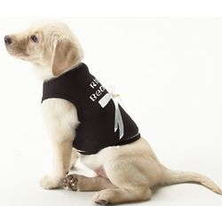 Doggie Ring Bearer Shirt