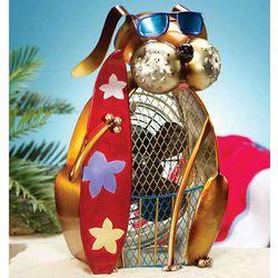 Duke Dog Figurine Fan