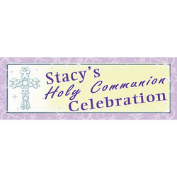 Joyous Celebration Personalized Banner