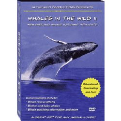 Whales in the Wild II DVD