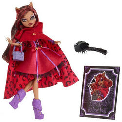 Clawdeen Monster High Doll