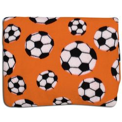 Soccer Ball Pocket Blanket