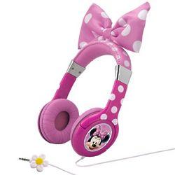 Kides Bow-tique Minnie Mouse Headhones